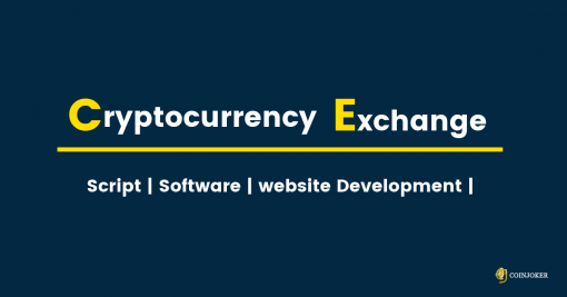 Cryptocurrency exchange website software